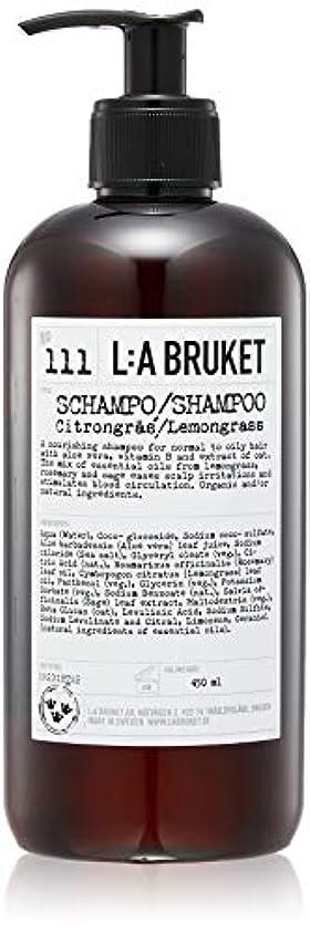 展開する南アメリカ更新するL:a Bruket (ラ ブルケット) シャンプー (レモングラス) 450ml