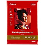 Canon PP-201, A4 Photo Paper Plus Glossy, 20ct