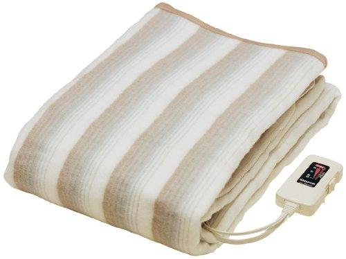 【なかぎし 電気掛敷兼用毛布 NA-013K】