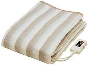 なかぎし 掛け敷き毛布 188×130cm NA-013K