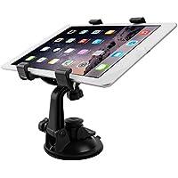 Bedee タブレット 車載 ホルダー スタンド 粘着ゲル吸盤 360度回転 ダッシュボードとフロントガラスに取り付けの車載ステント 7-10.5インチTablet用 iPad Pro iad Air iPad mini Samsung Galaxyなどにも対応