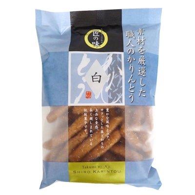 金崎製菓 匠の味 白かりんとう 105g×6袋