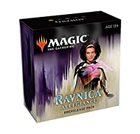 Magic The Gathering: Ravnica Allegiance Prerelease Pack Orzhov (Pre-Pelease Promo + 6 Boosters + d20 Spindown Counter) Kit