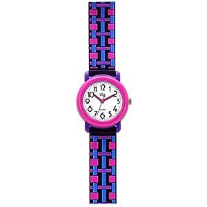 [イクサ]iXa 腕時計 カラフル STL05-PI