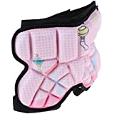 Perfeclan Breathable EVA Padded Short Pant Children 3D Protection Hip Protective Gear, Shock Absorption