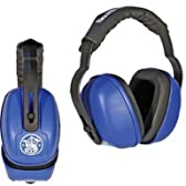 (スミス&ウェッソン)Smith&Wesson サプレッサーイヤーマフ (抜群の遮音性能を持つヘッドフォン型耳栓)