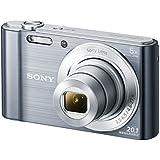 SONY デジタルカメラ Cyber-shot W810 光学6倍 シルバー DSC-W810-S