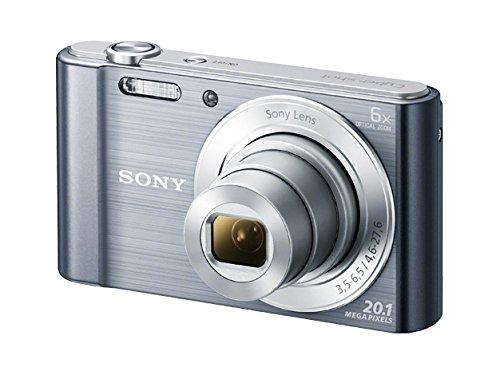 ソニー SONY デジタルカメラ Cyber-shot W810 光学6倍 シルバー DSC-W810-S -