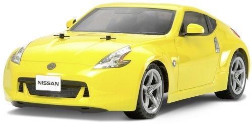 1/10 電動RCカーシリーズ No.478 NISSAN フェアレディZ (Z34) (TT-01シャーシ TYPE-E) 58478