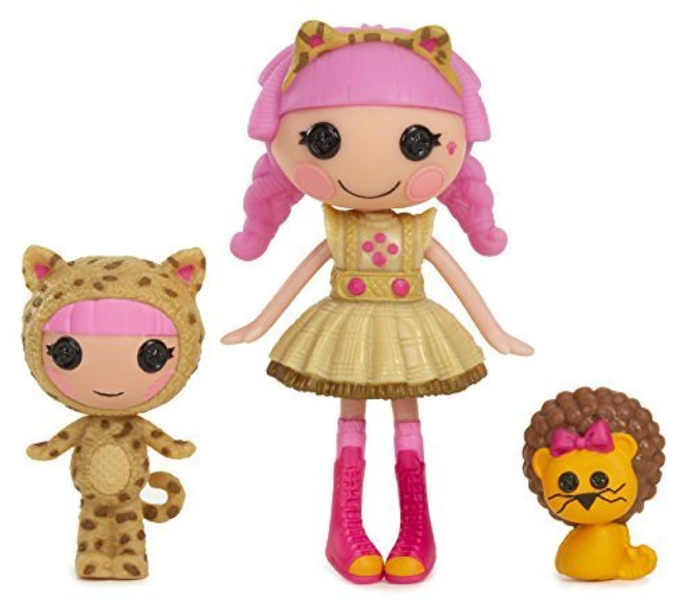 輸入ララループシー人形ドール Lalaloopsy Mini Littles Doll- Kat and Whiskers [並行輸入品]