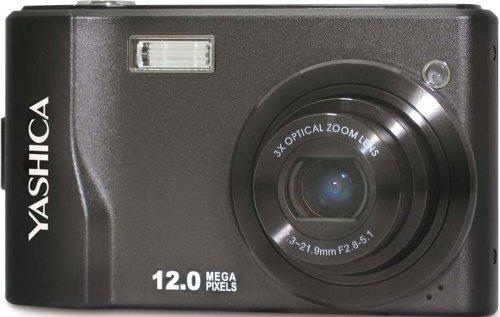 YASHICA CCD搭載 1219万画素デジタルカメラ EZ F1231