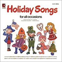 Holiday Songs for All Occasi