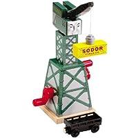 ラーニングカーブ きかんしゃトーマス 木製レール クランキー 99327