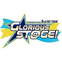 THE IDOLM@STER SideM 3rdLIVE TOUR ~GLORIOUS ST@GE!~ LIVE Blu-ray Side MAKUHARI Complete Box