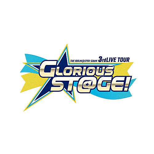 THE IDOLM@STER SideM 3rdLIVE TOUR ~GLORIOUS ST@GE!~ LIVE Blu-ray Side MAKUHARI Complete Box (初回生...