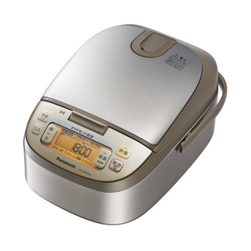 パナソニック IH炊飯器 SR-HVE1050-N