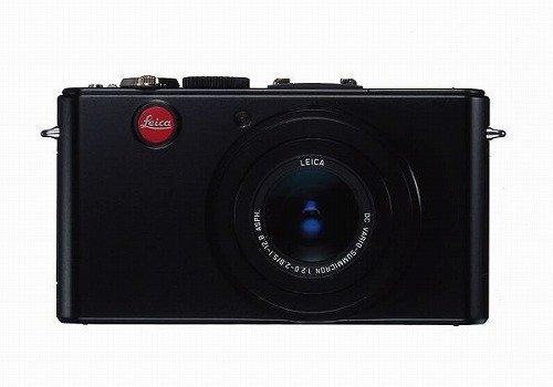 Leica デジタルカメラ ライカD-LUX4 1010万画素 光学2.5倍ズーム ブラック