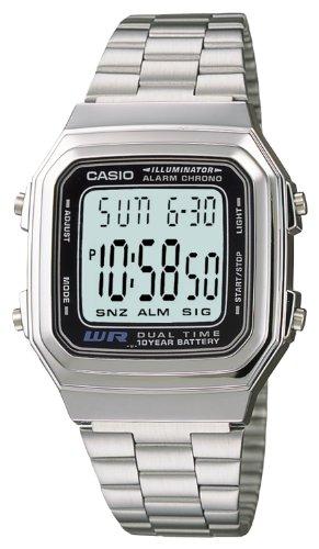 [カシオ]CASIO 腕時計 スタンダード A-178WA-1AJF