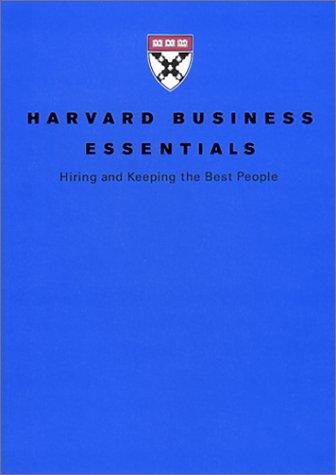 ハーバード・ビジネス・エッセンシャルズ (2) 人事力の詳細を見る