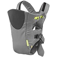 Infantino All Season Vented Carrier - Grey/Black by Infantino