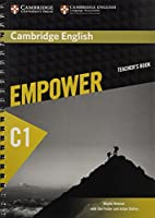 Cambridge English Empower C1. Teacher's Book (print): Fuer Erwachsenenbildung/Hochschulen
