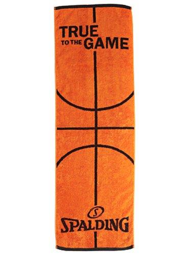 SPALDING(スポルディング) SPALDING(スポルディング) ボールモチーフタオル 34×110cm SAT130290