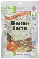 サムインターナショナル 有機素焼きミックスナッツ 65g