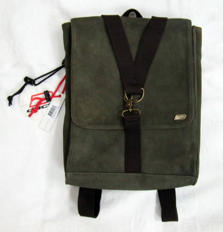 Ducti 10345GN Ambush Hybrid Laptop Messenger-Backpack