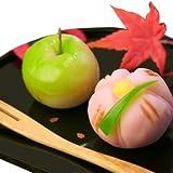 匠の上生菓子&桜煎茶セット(簡易パッケージ) 和菓子