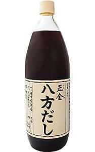 正金醤油 八方だし (1000ml)