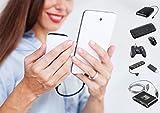 Huawei SnapTo ( OTG ) Micro - USB to USB 2.0右角度アダプタの接続の高速データ転送ケーブルfor any互換USBアクセサリー/デバイス/ドライブ/フラッシュ