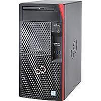富士通 PRIMERGY TX1310 M3 4GB ディスクレスモデル DP変換ケーブル無し(Pentium G4560 3.50 GHz 2C/4T タワー)