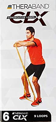 TheraBand CLX Resistance Band with Loops