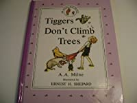 CN Pooh 12-copy slipcase #12: AMS - Tiggers Don't Climb Trees