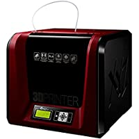"XYZprinting da Vinci Jr. 1.0 Pro. 3D Printer-5.9""x5.9""x5.9"" (Includes: bundled PLA Filament, USB Cable & Power Adapter, Cleaning & Maintenance Tools, Print Bed Tape, Print Removal Scrapper) [並行輸入品]"