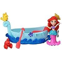 ディズニー プリンセス リトルキングダム なかよしボート アリエル