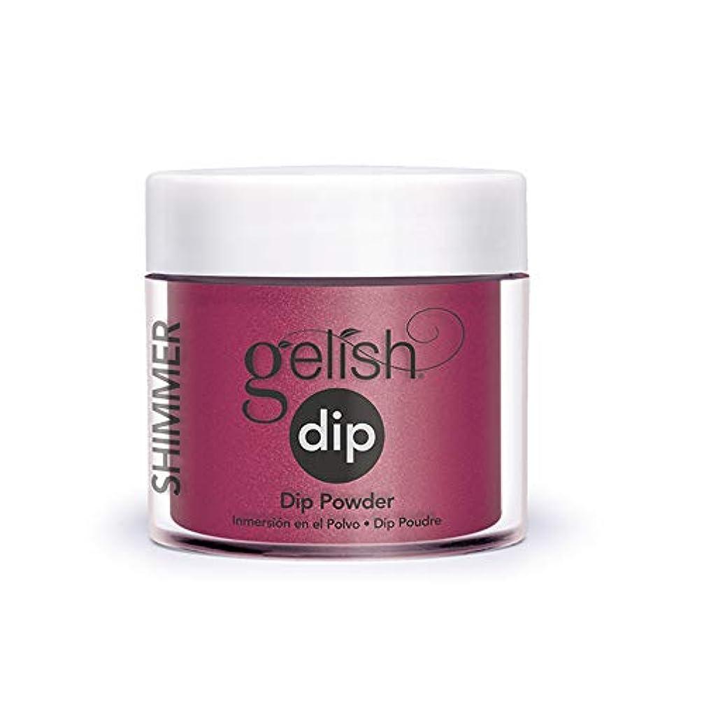 姪頬ヒュームHarmony Gelish - Acrylic Dip Powder - What's Your Pointsettia? - 23g / 0.8oz