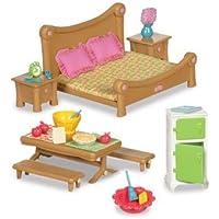 LI'L WOODZEEZ Master Bedroom & Dining Set by BATTAT (English Manual)