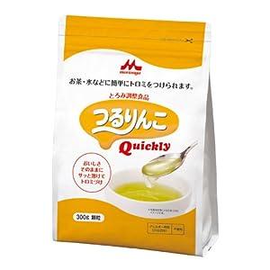 つるりんこQuickly (とろみ調整食品) 300g入 /7-2683-02