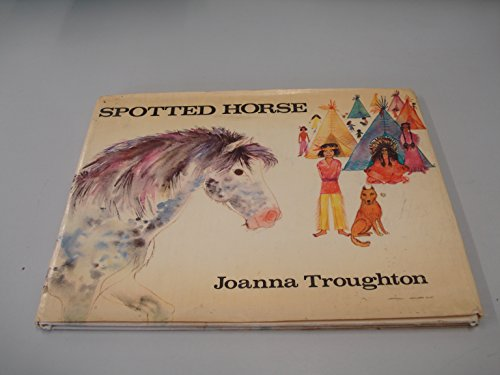 Spotted Horse (Nursery Bookshelf)の詳細を見る