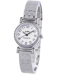 0f6ad6ccf1c6 コーチ 腕時計 レディース マディソン シルバー 14502870 [並行 ...