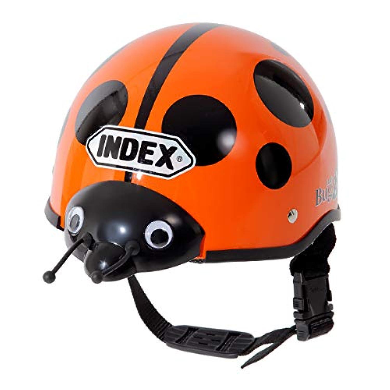 VOGUE 子供用 ヘルメット てんとう虫 自転車用 小学生 子供 防災 (0500)