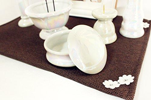 [해외]불단 매트 불구 시트 방염 타입 ?机 걸 ?机 깔고 브라운 S 사이즈 14 호/Buddhist altar mat Buddhist gear Sheet Flame retardant type Hand clothes desk Brown S size 14 number