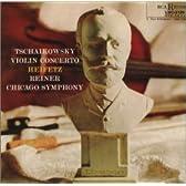 チャイコフスキー : ヴァイオリン協奏曲ニ長調Op.35