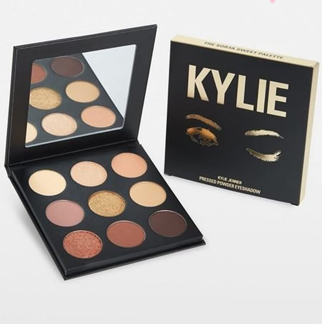 生物学肺技術Kylie Cosmetics The Sorta Sweet Palette | Kyshadow カイリーコスメティックス