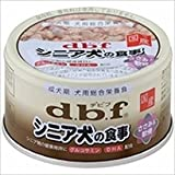 デビフ缶 シニア犬の食事 ささみ&軟骨 85g×24缶
