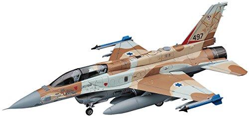 ハセガワ 1/72 イスラエル空軍 F-16I ファイティング ファルコン プラモデル E34