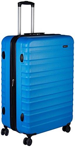 Amazonベーシック スーツケース ハードタイプ ダブルキャスター付き 7...