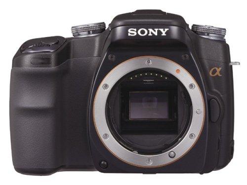 ソニー SONY デジタル一眼レフカメラ α100 ボディ単体 ブラック DSLRA100/B