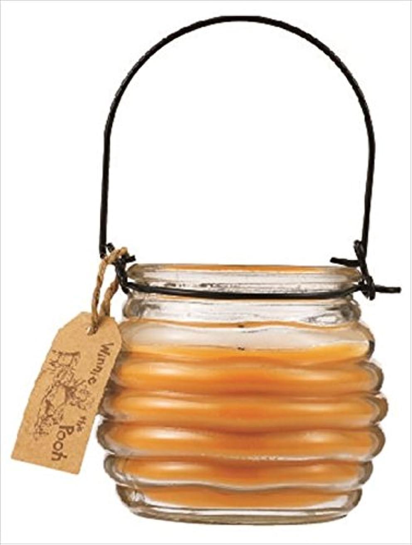 化学薬品皮肉な封筒kameyama candle(カメヤマキャンドル) プーさんハニーランタン キャンドル 105x100x170 (A2120500)